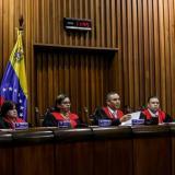 """Tribunal Supremo venezolano acusa a EEUU de empujarlo a dar un """"golpe de Estado"""""""