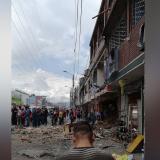 En video | Explosión en Bogotá deja al menos cuatro muertos y 26 heridos
