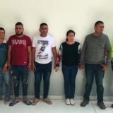 En video | Desarticulan banda de cobradiarios señalada de robarse un televisor y un celular en Soledad