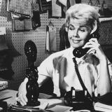 Doris Day, actriz y cantante norteamericana que murió este lunes a los 97 años.