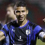 El defensor barranquillero ha sido uno de los jugadores más destacados del Querétaro FC en el último año.
