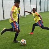 La Selección sub-20 entrenará este martes 21 de mayo en el estadio LKS.