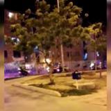 Riña entre pandillas en sector de Las Gardenias