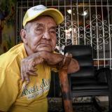 Denuncian el posible abandono de dos abuelos en Barranquilla