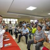 Rafael Sánchez presenta candidatura a la Alcaldía de Barranquilla