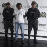 Cae 'el Gallito' por extorsión a administrador de finca en Baranoa