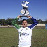 Soledeña Fayad gana oro Panamericano