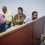 En video | Exembajador Marín pernocta en hotel tras aceptar cargo por soborno