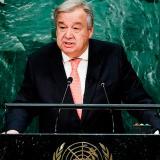 Guterres insta a tomar medidas más ambiciosas para mitigar cambio climático