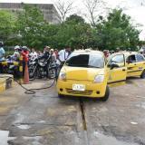 Desabastecimiento de gasolina en La Guajira