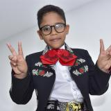 En video | Leumas, el 'charrito' barranquillero de 10 años que ahora quiere su propio álbum