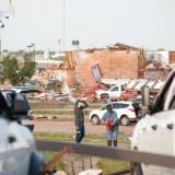 Al menos un muerto y diez heridos por tornados en Estados Unidos