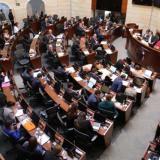 Sesión conjunta de las comisiones primeras.