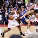 Siakam y Gasol brillan y Raptors golpean primero a Warriors en Final de la NBA