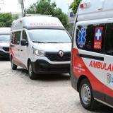 Minsalud entrega 13 ambulancias a red hospitalaria del Atlántico