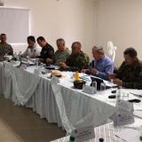 Consejo de seguridad celebrado en Aguachica.