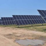 Planta solar en El Paso, al centro del Cesar.