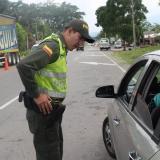 Policía reporta tranquilidad en la Región Caribe en el puente festivo