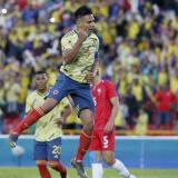 Colombia 3, Panamá 0: una prueba fácil