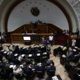 Asamblea nacional del parlamento venezolano.