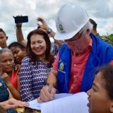 Soledad cedió a Findeter lote para construcción de parque
