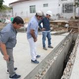 En video   Alcalde Char dice que obras de canalización funcionan sin contratiempos