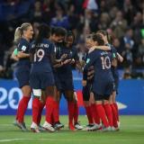 La gran fiesta del Mundial femenino se abre con una goleada de Francia