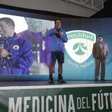 Alexis García sería sancionado por no asistir a rueda de prensa de la final