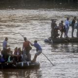 Migrantes centroamericanos, entre el sueño y la amargura