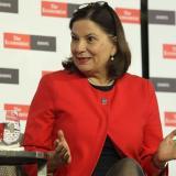 Martha Bárcena, embajadora de México en Estados Unidos.