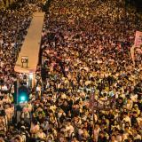 En video   Un millón de manifestantes en Hong Kong contra extradición a China