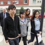 Exestudiante secuestró, violó y asesinó a investigadora china en EEUU, admite su defensa