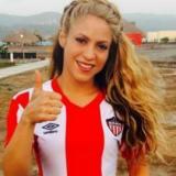 El video con el que Shakira celebró la novena estrella de Junior