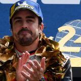 El español Fernando Alonso.