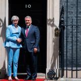 Presidente Duque enfrenta presión por la paz en visita a Londres