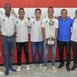 """""""La unión fue clave para el título"""": Selección prejuvenil de fútbol del Atlántico"""