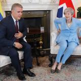 Duque apuesta por tecnología y creatividad para atraer inversiones en Londres