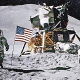 Las muestras de suelo lunar dan luces a la ciencia