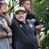 En video | Maradona niega padecer alzhéimer