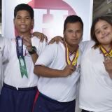 Atlanticenses triunfaron en la Olimpiada Fides