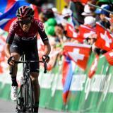 Egan refuerza su liderato en la Vuelta a Suiza