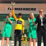 Bernal gana la séptima etapa y refuerza su liderato en la Vuelta a Suiza