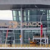Aeropuerto El Dorado de Bogotá.
