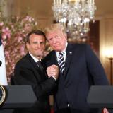 Macron y Trump hablarán sobre Irán durante el G20