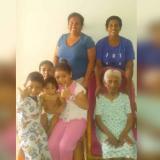 Juana, la samaria más longeva, cumplió 111 años