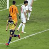 Japón y Ecuador quedaron eliminados de la Copa América
