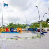 Inauguran parque La Identidad para celebrar el cumpleaños 93 de Maicao