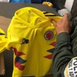 Decomisan 916 camisetas de la selección en Barranquilla