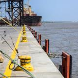 Compas inaugura nueva línea de atraque en terminal de Barranquilla