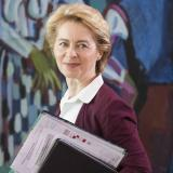 Una mujer presidirá por primera  vez la CE